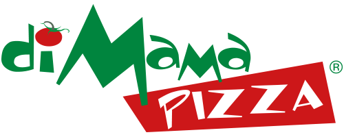 Pizza di Mama Retina Logo